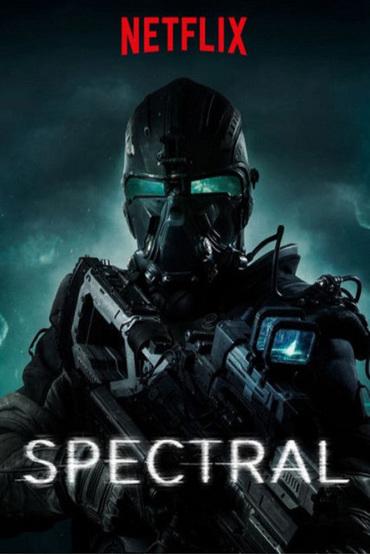 دانلود رایگان فیلم Spectral 2016