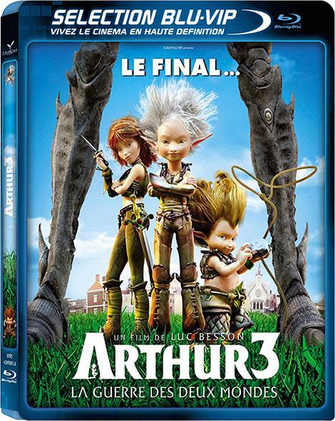 دانلود انیمیشن آرتور 3 با دوبله فارسی Arthur 3 2010