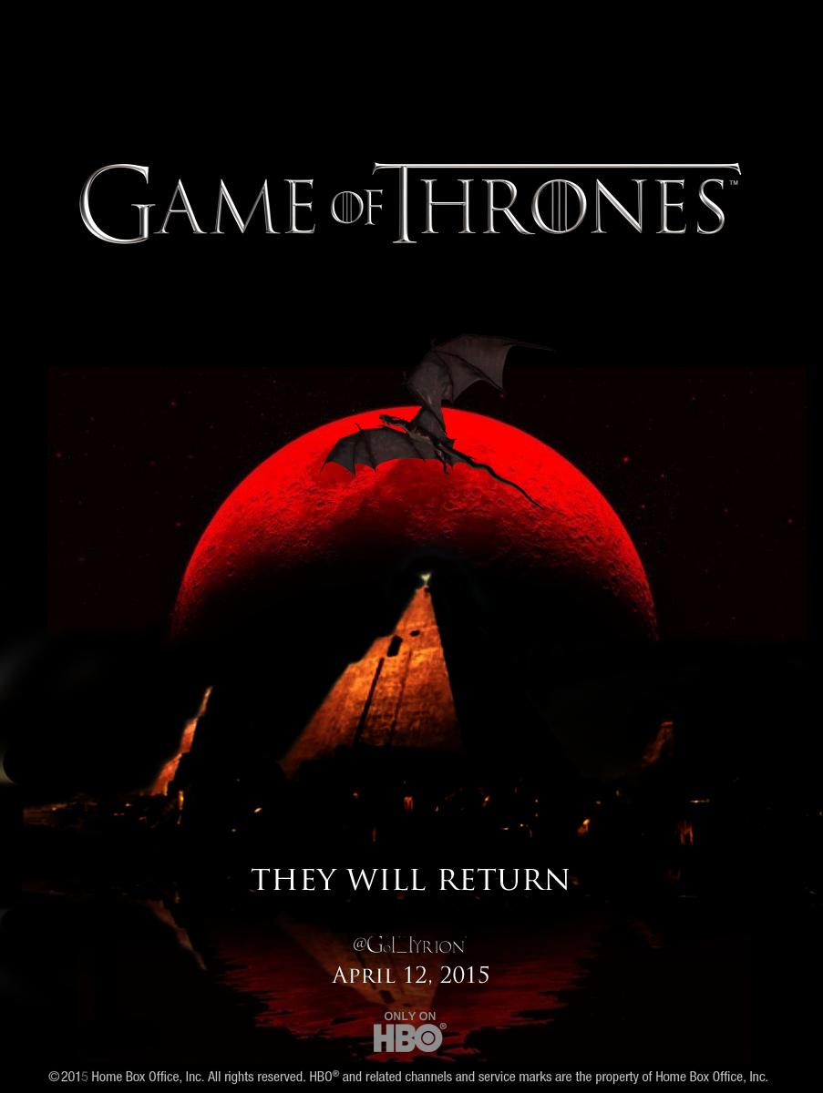 دانلود قسمت چهارم فصل 5 سریال Game Of Thrones
