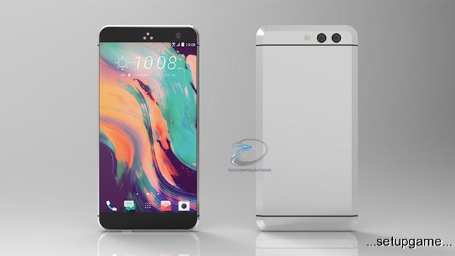 گوشی HTC 11 با تراشه اسنپدراگون 835 و نمایشگر بدون حاشیه عرضه خواهد شد