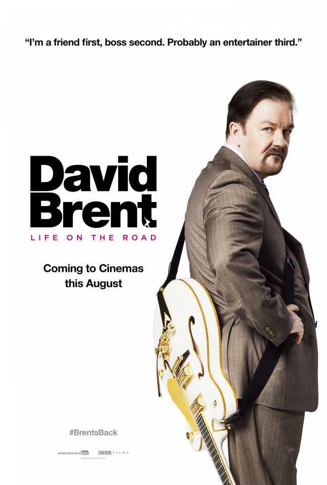 دانلود رایگان فیلم David Brent Life On The Road 2016