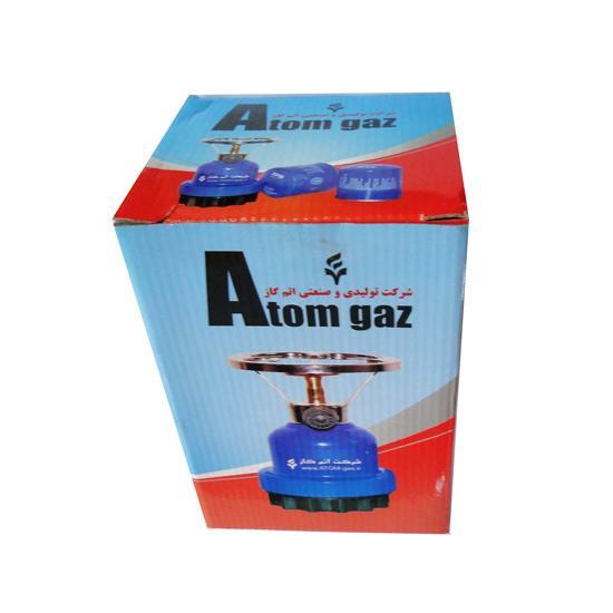گاز پیک نیکی مسافرتی + کپسول یدک