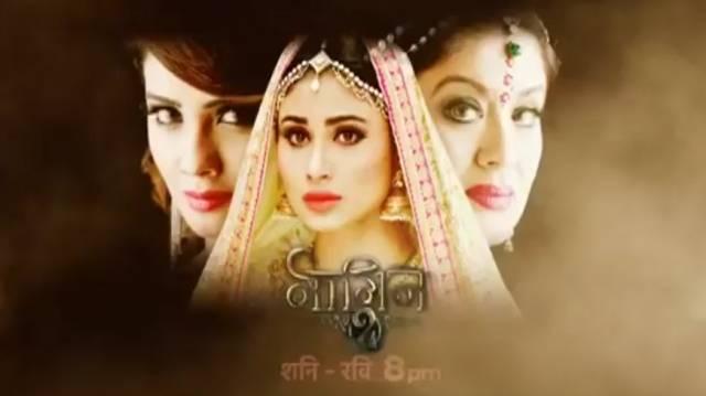 سریال هندی ملکه مارها