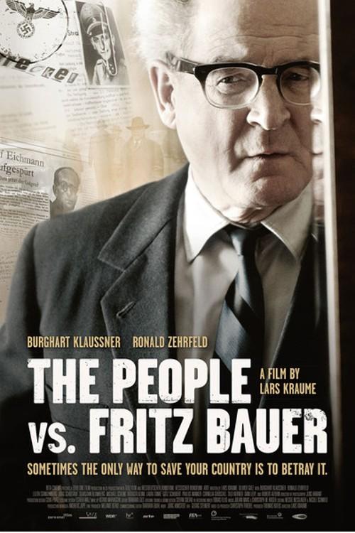 دانلود رایگان فیلم The People vs. Fritz Bauer 2015