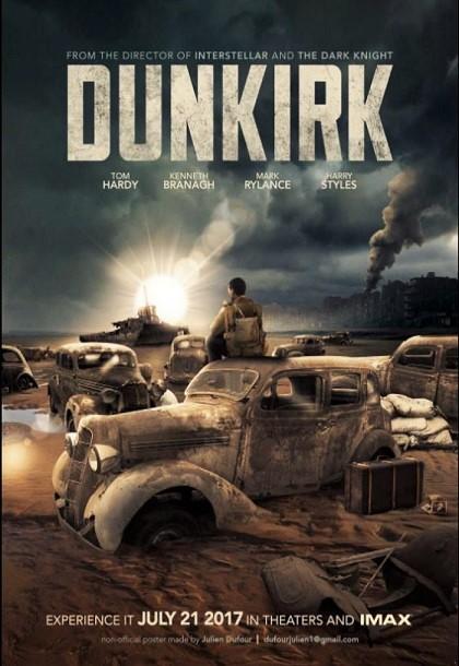 دانلود رایگان فیلم Dunkirk 2017