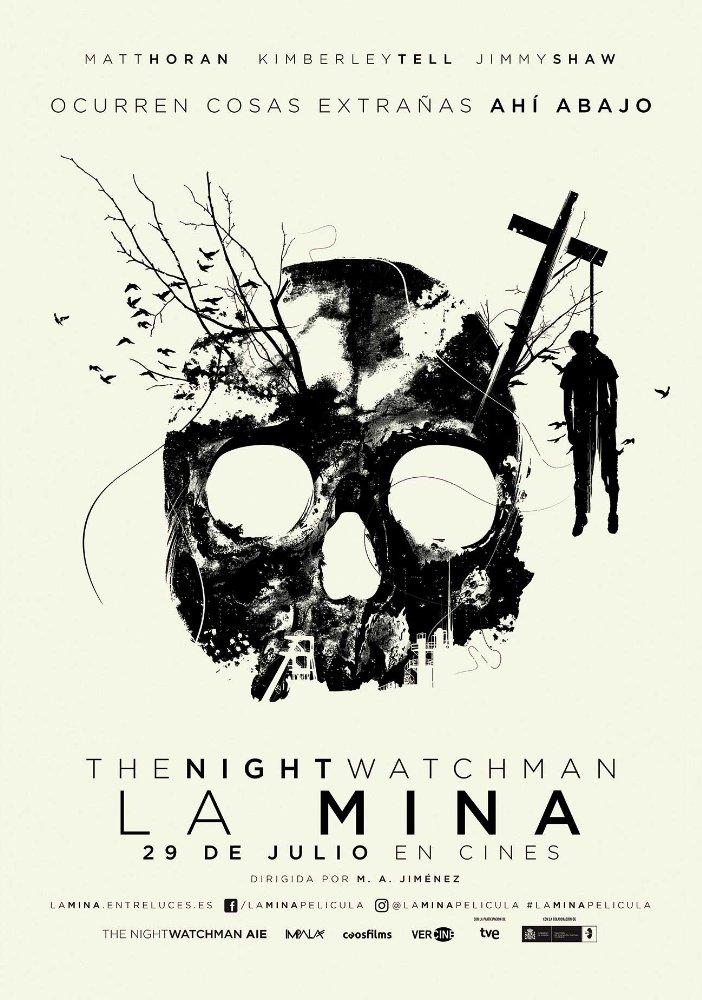 دانلود رایگان فیلم The Night Watchman 2016