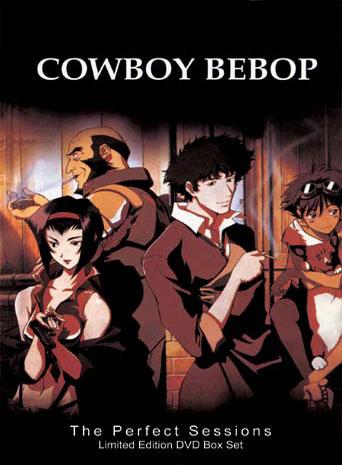 دانلود Cowboy Bebop: The Movie 2001 - انیمیشن کابوی بیباپ: فیلم