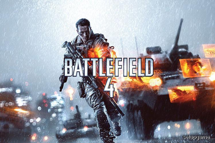 بروزرسانی رابط کاربری Battlefield 4 منتشر شد