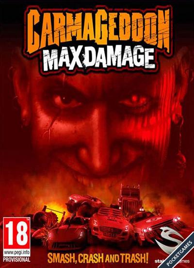 دانلود بازی Carmageddon Max Damage برای کامپیوتر با لینک مستقیم