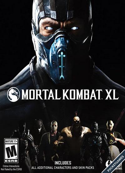 دانلود بازی Mortal Kombat XL با حجم کم