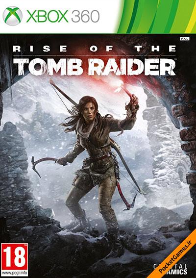 دانلود نسخه سالم بازي Rise of the Tomb Raider براي XBOX360