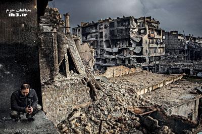 نماهنگی برای حلب