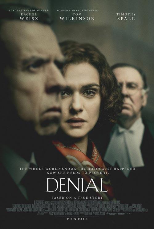 دانلود رایگان فیلم Denial 2016