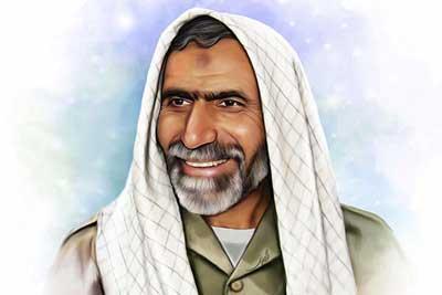 سردار شهید حمید تقوی فر