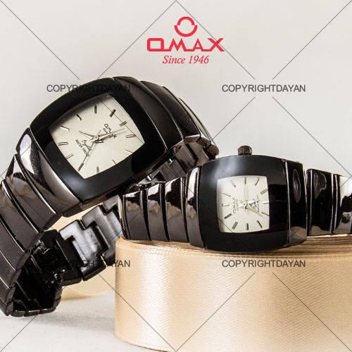 ست ساعت مردانه و زنانه Omax