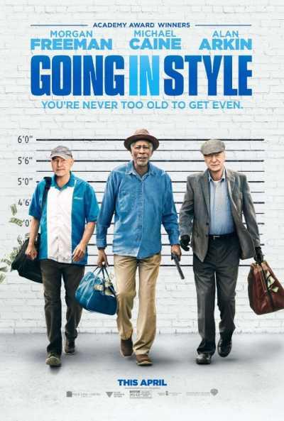 دانلود رایگان فیلم Going in Style 2017