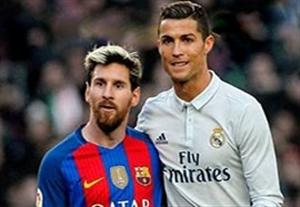 مقایسه 10 گل برتر رونالدو و مسی
