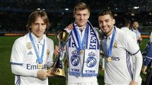 <h3>رکورد استثنایی رئال در تاریخ فوتبال اسپانیا و اروپا</h3>
