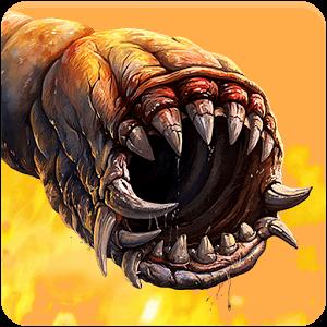 دانلود Death Worm 1.65 بازی کرم مرگبار برای اندروید