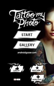 Tattoo my Photo 2.0 Pro 2.35 Patched دانلود نرم افزار تاتو کردن عکس