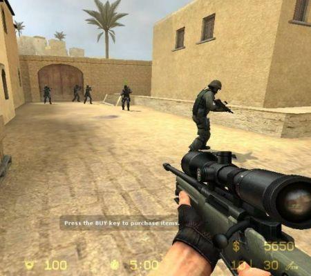دانلود بازی Counter Strike Source