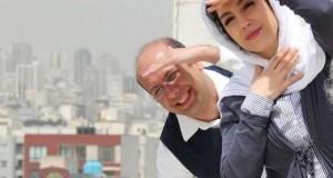 بیوگرافی محمد بحرانی صداپیشه جناب خان و همسرش مهناز خطیبی+عکس