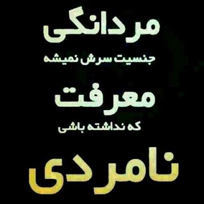 عکس نوشته : تیکه دار