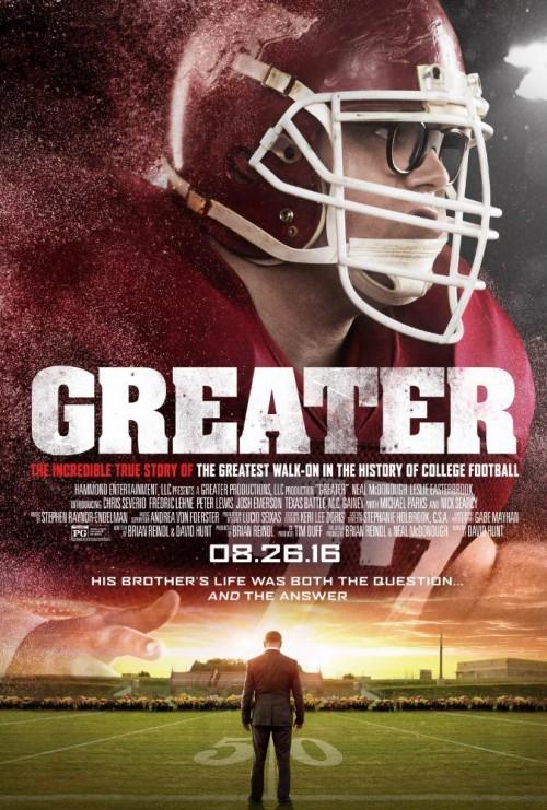 دانلود رایگان فیلم Greater 2016