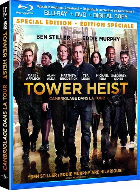دانلود فیلم سرقت از برج Tower Heist 2011