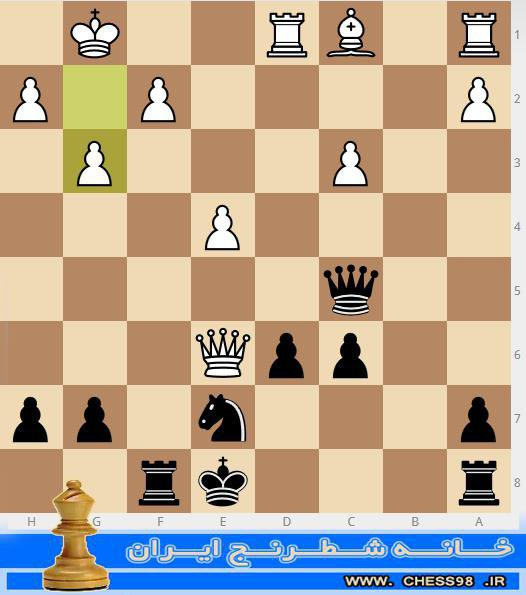 ترکیبات شطرنج