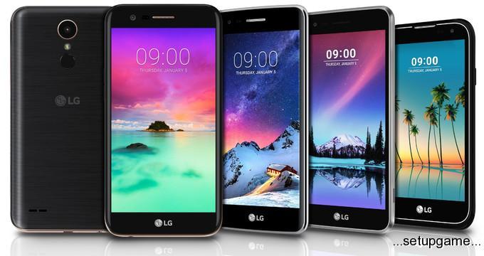 الجی 5 اسمارت فون میان رده را معرفی کرد؛ برای هر کاربر، گزینه ای هست