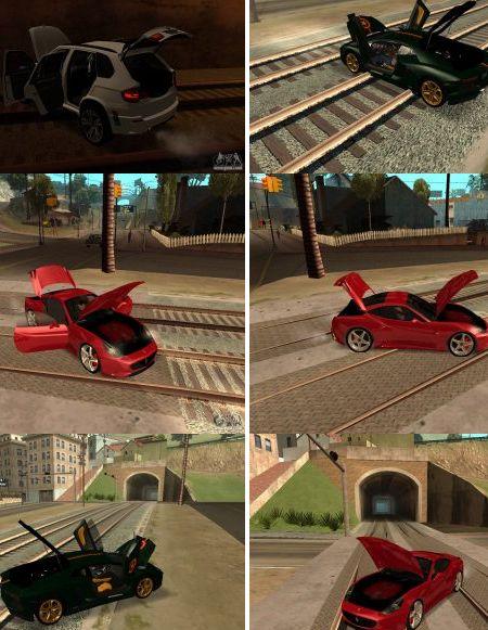 بازی آنلاین GTA San Andreas