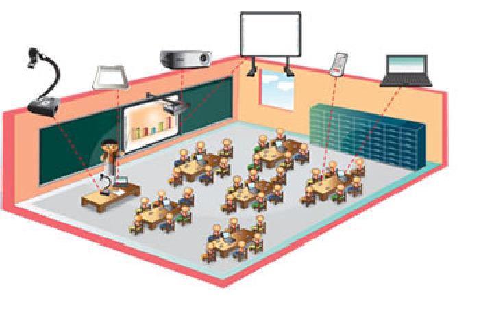 کانال کشوری ضمن خدمت و هوشمند سازی مدارس