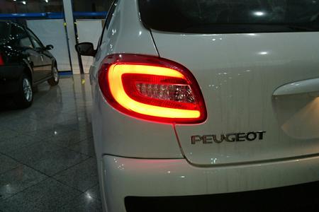 207 جدید ایران خودرو