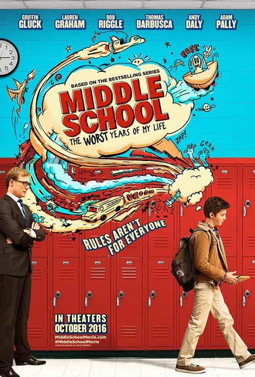 دانلود رایگان فیلم Middle School 2016