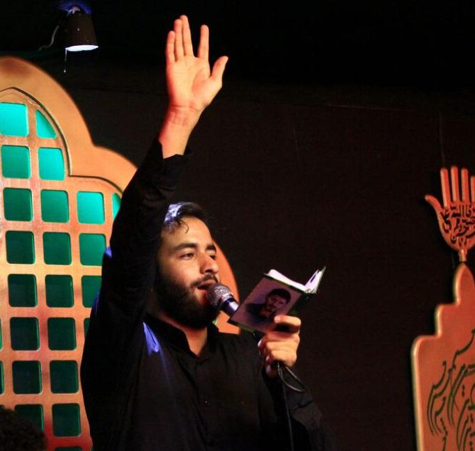 دانلود عکس و والپيپر HD | کربلایی هادی گلستانی شب شهادت حضرت زهرا(س) 19 بهمن 1397