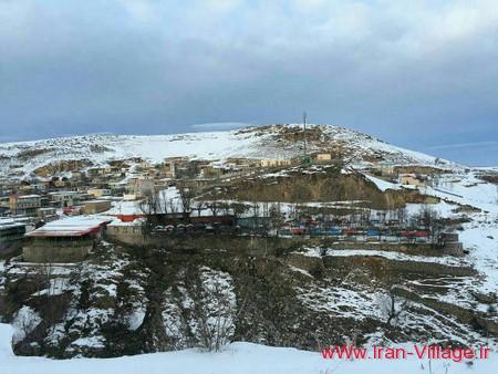 روستای توريستی بيله درق