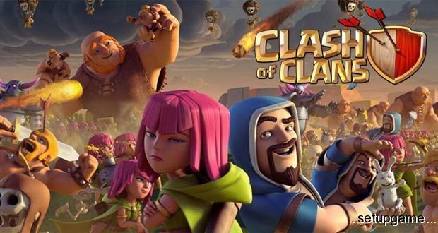 دانلود آپدیت جدید کلش آف کلنز 29 آذر – Clash Of Clans 8.709.2 + تغییرات جدید