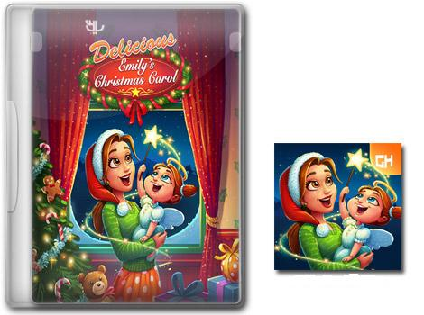 دانلود بازی Delicious 14 Emilys Christmas Carol Collectors Edition برای کامپیوتر