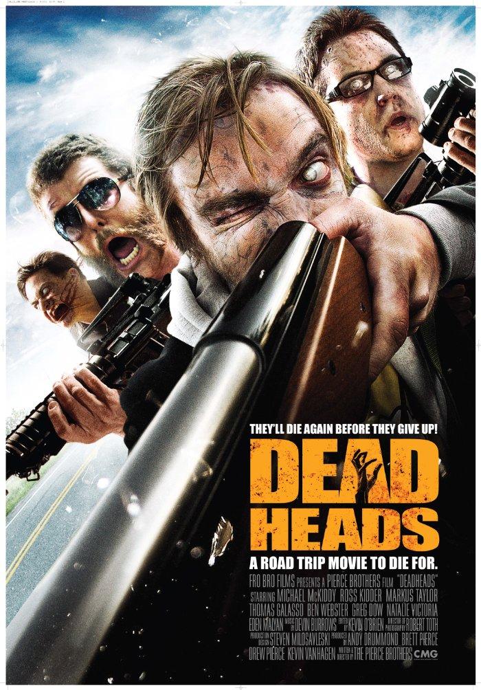 دانلود رایگان فیلم Deadheads 2011