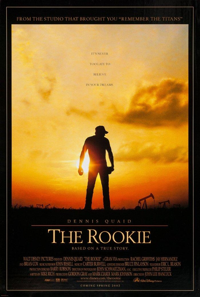 دانلود رایگان فیلم The Rookie 2002