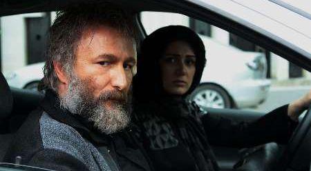 عکس گریم متفاوت یک بازیگر در فیلم شنل