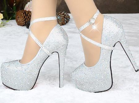 جدیدترین مدل کفش مجلسی زنانه | کفش مجلسی زنانه شیک | شیک ترین مدل کفش مجلسی زنانه