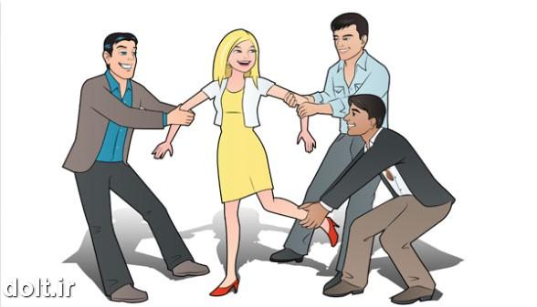 چطور پسرها را برای ازدواج جذب کنیم ؟