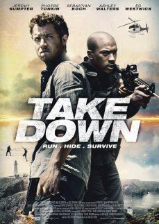 دانلود فیلم Take Down 2016 با زیرنویس فارسی