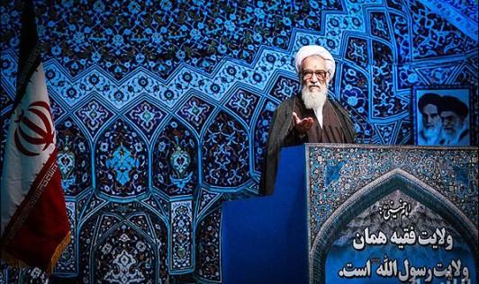 آیت الله موحدی کرمانی در خطبههای نماز جمعه تهران