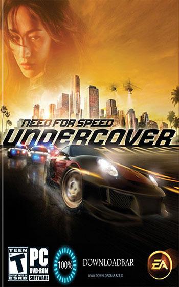 بازی Need for Speed Undercover برای PC+دانلود