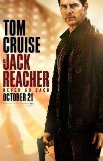 دانلود فیلم Jack Reacher Never Go Back 2016 با زیرنویس فارسی