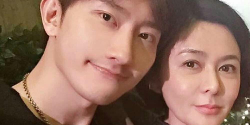 آیا ژومی عضو SuperJunior-M با بازیگر هنگ کنگی که ۲۴ سال ازش بزرگتره قرار میذاره؟