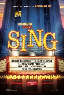 دانلود فیلم Sing 2016 با زیرنویس فارسی